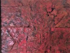 Corban's painting, circa 1990