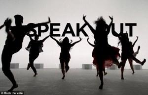 speak and dance